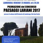 premiazione paesaggi lariani 2017