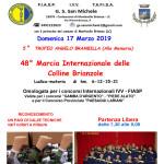 VOLANTINO FRONTE G.S.SAN MICHELE 17 MARZO