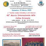 MONTICELLO 15 MARZO